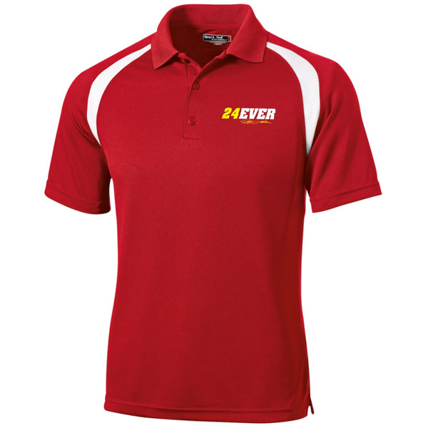 Jeff Gordon 24Ever Moisture-Wicking Tag-Free Golf Shirt