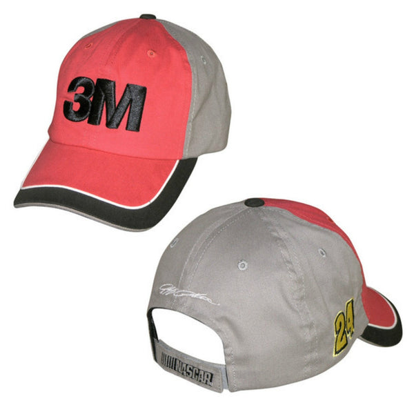 Jeff Gordon 3M Fan Up Cap