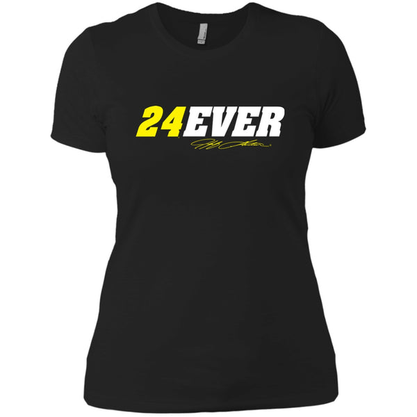 Jeff Gordon 24Ever Ladies' T-Shirt