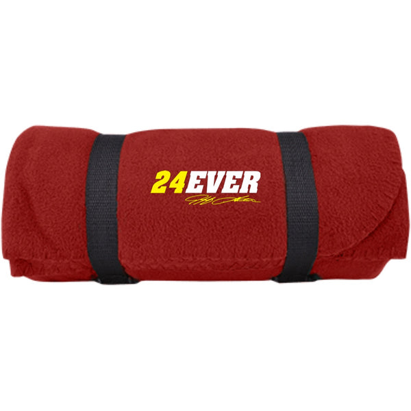Jeff Gordon 24Ever Fleece Blanket