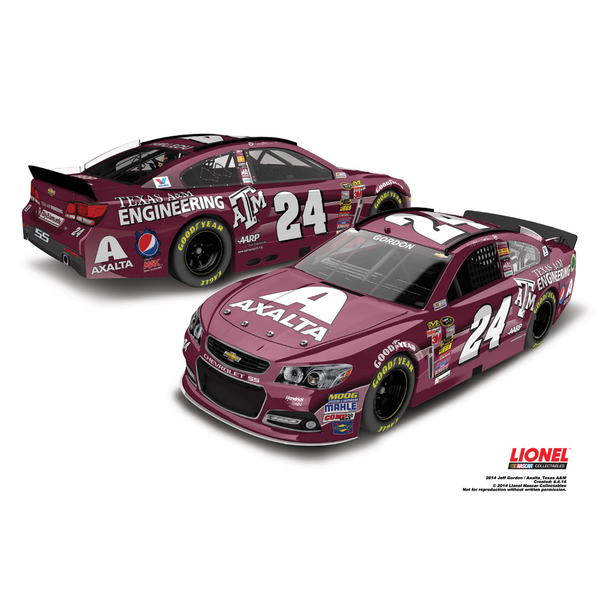 2014 AXALTA Coating Systems/Texas A&M 1:64 ARC