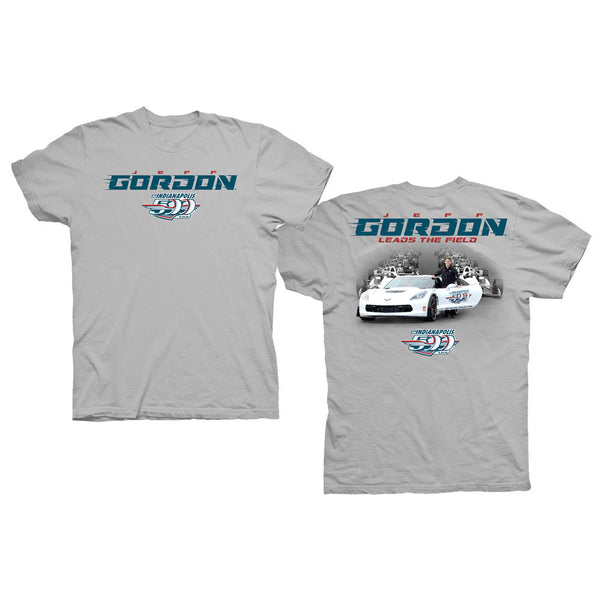 Jeff Gordon Indy 500 Pace Car Tee