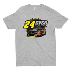 24Ever Car Logo T-Shirt