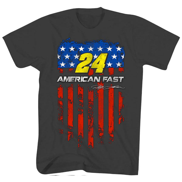 Jeff Gordon #24 American Fast Exclusive Tee