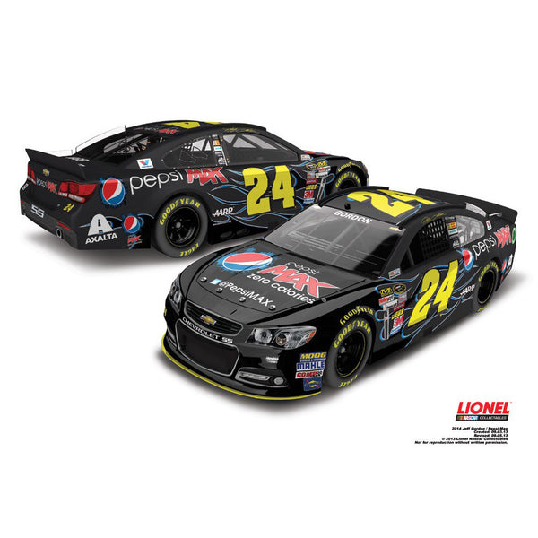 Jeff Gordon 2014 Pepsi Max 1:24 ARC Diecast