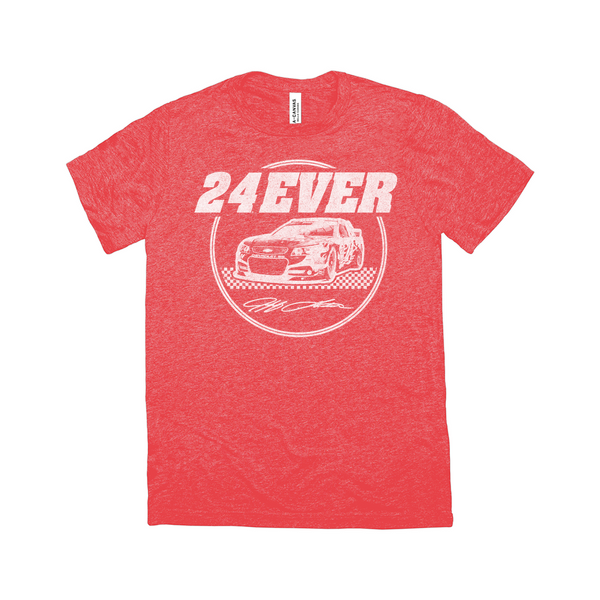 24Ever Vintage Logo Triblend T-Shirt