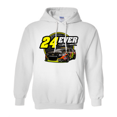 24Ever Car Logo Pullover Hoodie