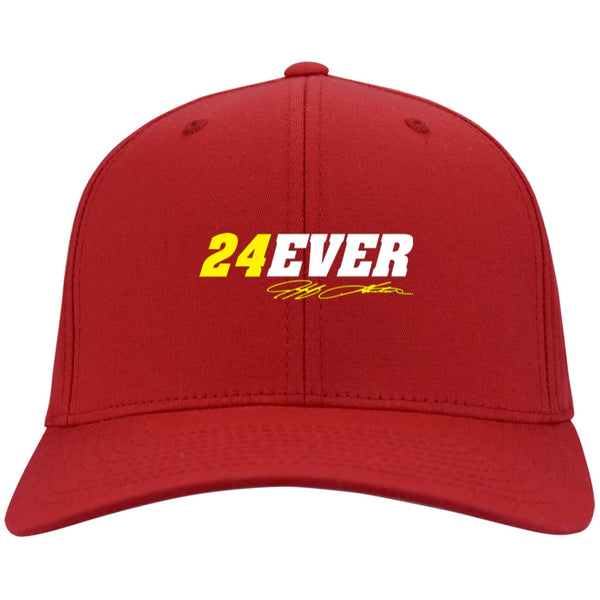 Jeff Gordon 24Ever Adjustable Twill Cap