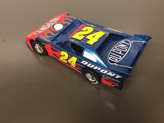 Autographed Jeff Gordon 2007 DuPont Prelude to the Dream Late Model Dirt 1:24 Die Cast