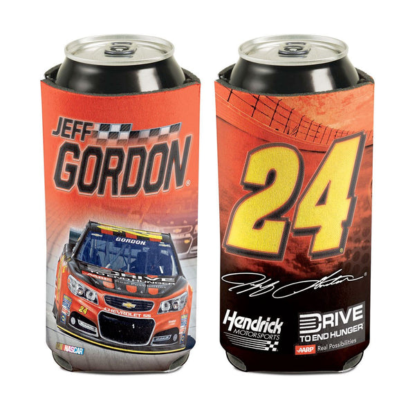 Jeff Gordon DTEH 16oz Can Cooler