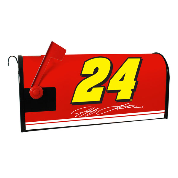 Jeff Gordon 24 Mailbox Cover