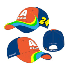 Jeff Gordon 2015 Axalta Rainbow Element Hat