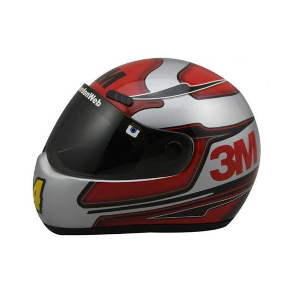 Jeff Gordon #24 3M Mini Size Replica Helmet