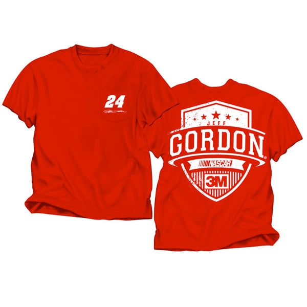 Jeff Gordon 3M Victory Pocket Tee