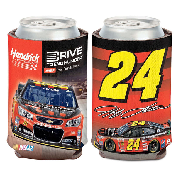 Jeff Gordon DTEH 12oz Can Cooler
