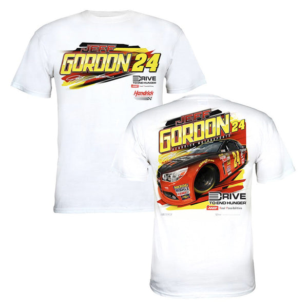 Jeff Gordon DTEH/AARP Draft Tee-XXX-Large