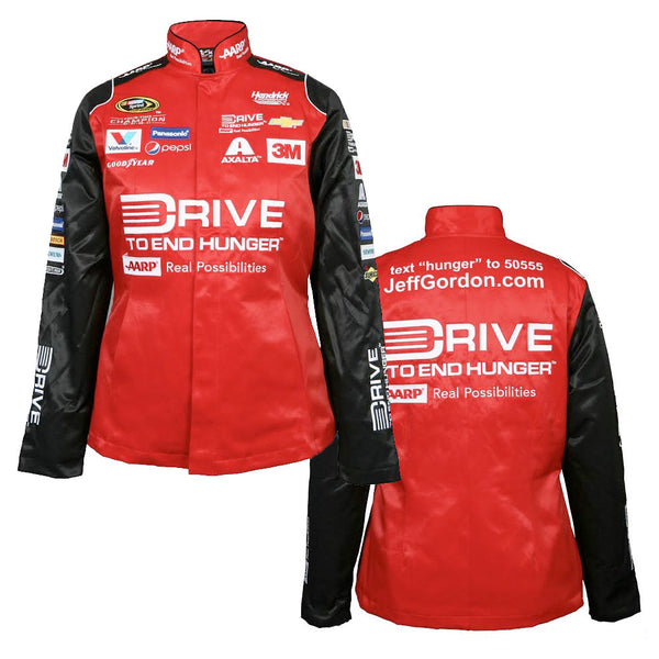 Jeff Gordon? DTEH/AARP Ladies Official Replica Uniform Jacket-X-Large