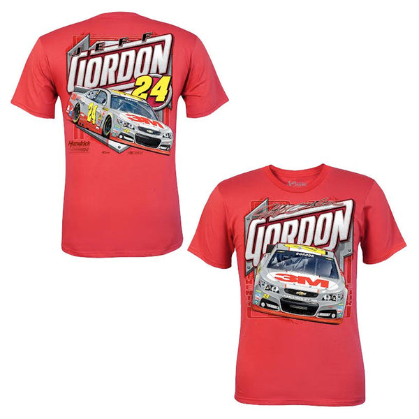 Jeff Gordon 3M Adult Chassis Tee