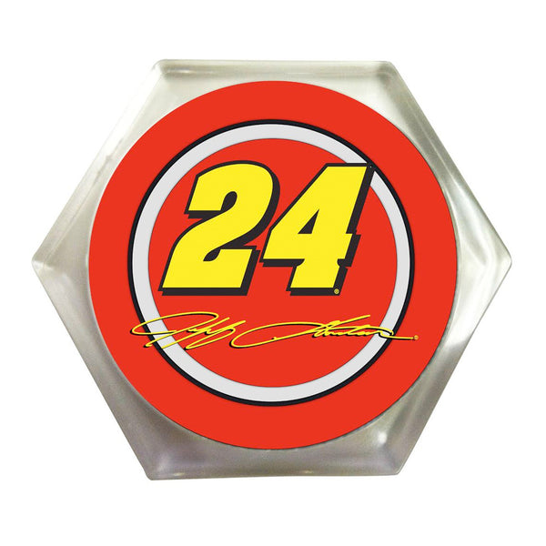 Jeff Gordon #24 Drink Coaster