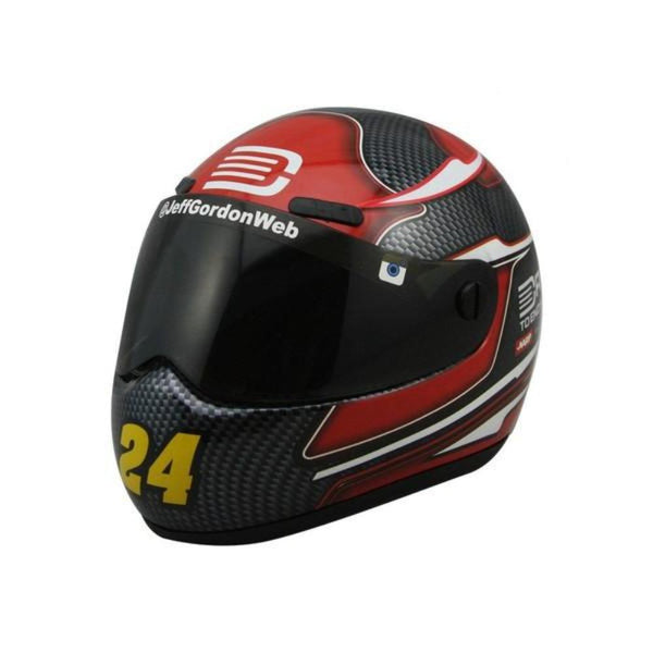 Jeff Gordon #24 DTEH Mini Size Replica Helmet