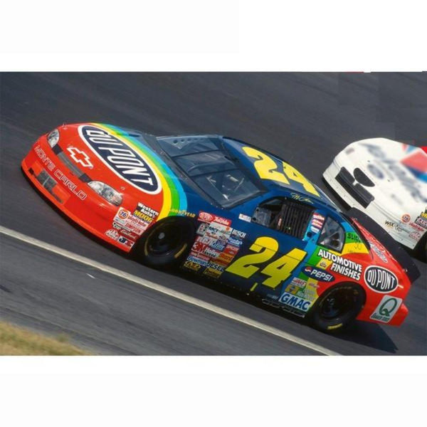 Jeff Gordon 1997 Coca-Cola 600 at Charlotte 1:24 Diecast