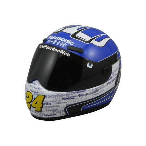 Jeff Gordon #24 Panasonic Mini Size Replica Helmet
