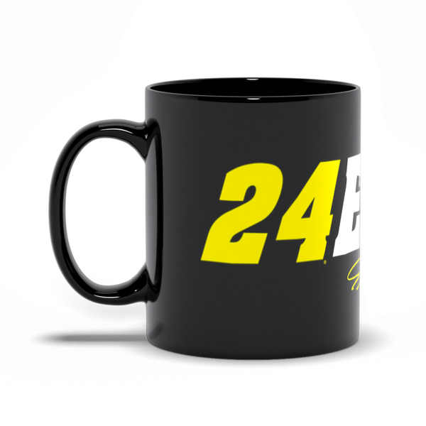 Jeff Gordon #24Ever Coffee Mug - 2 Size Options