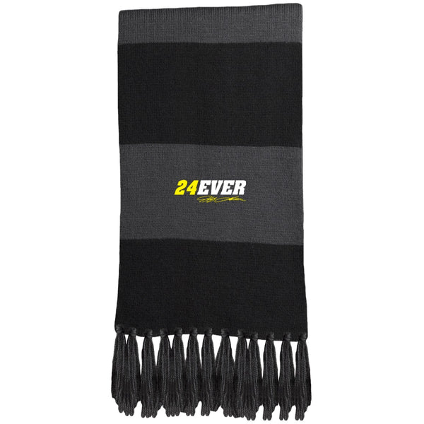 Jeff Gordon 24Ever Fringed Scarf