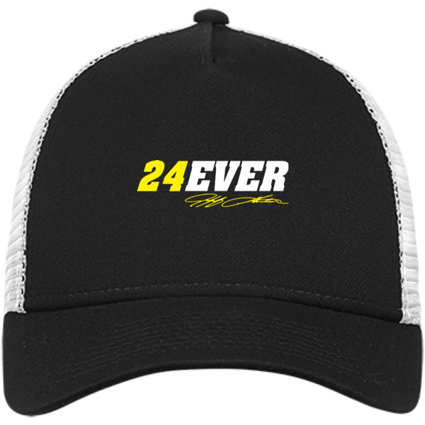 Jeff Gordon 24Ever New Era® Snapback Trucker Cap