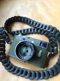 Rock n Roll Leather straps - Tie Her Up camera straps - 8