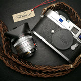 Rock n Roll Leather straps - Tie Her Up camera straps - 6