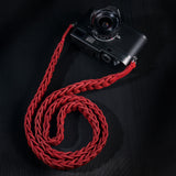 Rock n Roll , The Red - Tie Her Up camera straps - 2