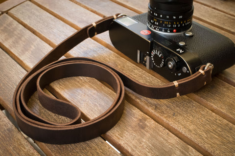 Classics - Tie Her Up camera straps - 1