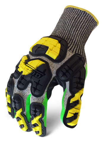 KNIT CUT 5 GRIP , Glove - Ironclad Performance Wear, Ironclad Performance Wear  - 1