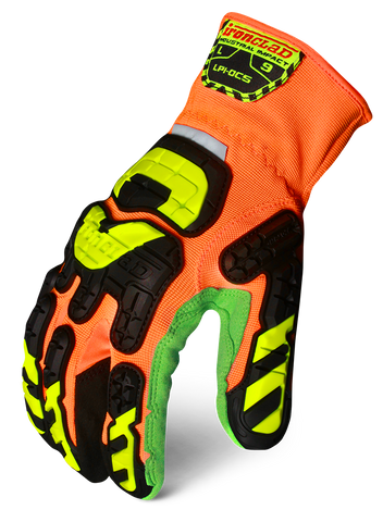 LOW PROFILE IMPACT OPEN CUFF CUT 5 , Glove - Ironclad Performance Wear, Ironclad Performance Wear  - 1
