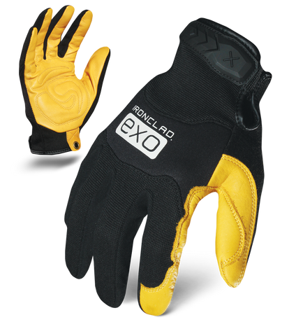 MOTOR PRO GOLD GOAT , Glove - Ironclad Performance Wear, Ironclad Performance Wear