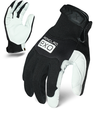 MOTOR PRO WHITE GOAT , Glove - Ironclad Performance Wear, Ironclad Performance Wear
