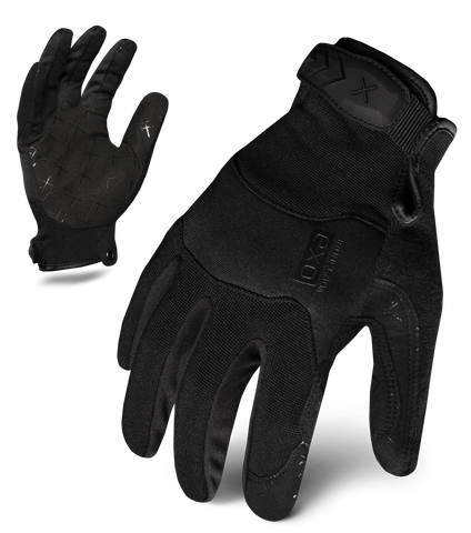 TACTICAL PRO Small / Black, Glove - Ironclad Performance Wear, Ironclad Performance Wear  - 1