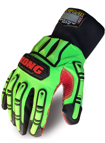 KONG® DECK CREW CUT 5 , Glove - Ironclad Performance Wear, Ironclad Performance Wear  - 1