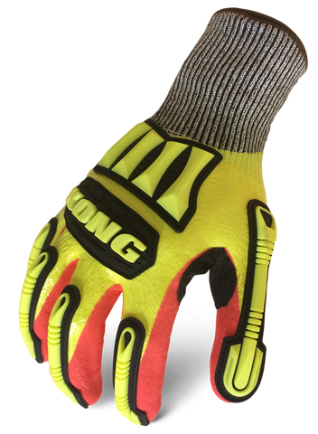 KONG® FULL-DIPPED KNIT CUT 5 , Glove - Ironclad Performance Wear, Ironclad Performance Wear  - 1