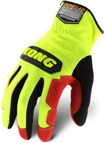 KONG® OPERATOR , Glove - Ironclad Performance Wear, Ironclad Performance Wear  - 1