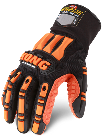 KONG® SLIP AND OIL RESISTANT , Glove - Ironclad Performance Wear, Ironclad Performance Wear  - 1