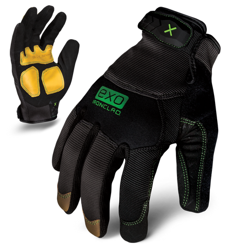 MODERN LEATHER REINFORCED , Glove - Ironclad Performance Wear, Ironclad Performance Wear  - 1
