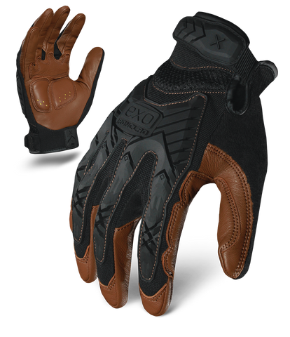 MOTOR IMPACT - LEATHER , Glove - Ironclad Performance Wear, Ironclad Performance Wear