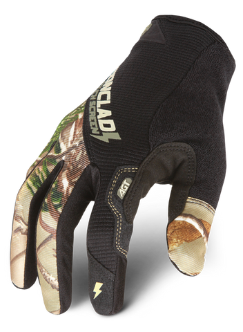 REALTREE® TOUCHSCREEN , Glove - Ironclad Performance Wear, Ironclad Performance Wear  - 1