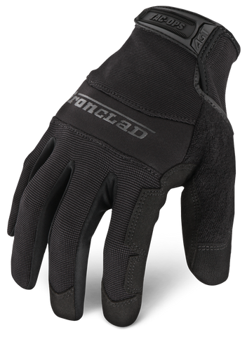 TAC-OPS® , Glove - Ironclad Performance Wear, Ironclad Performance Wear  - 1
