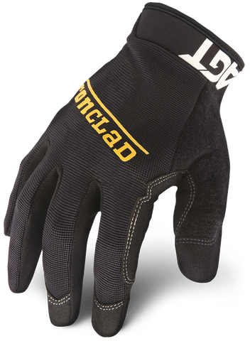 WORKCREW® BLACK , Glove - Ironclad Performance Wear, Ironclad Performance Wear  - 1