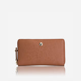 Medium Zip Around Purse, Natural - Jekyll and Hide SA