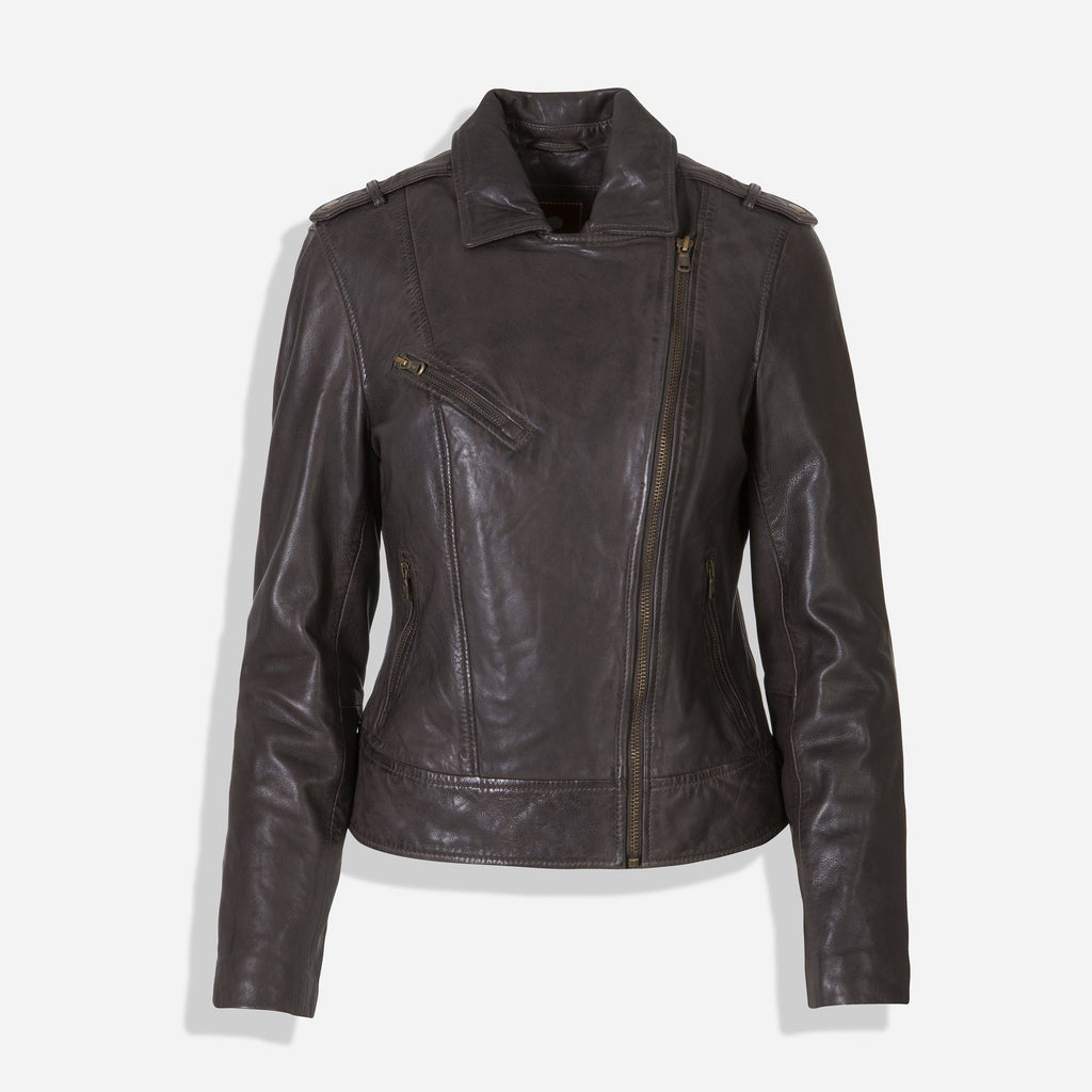 Ladies Anthracite Jacket