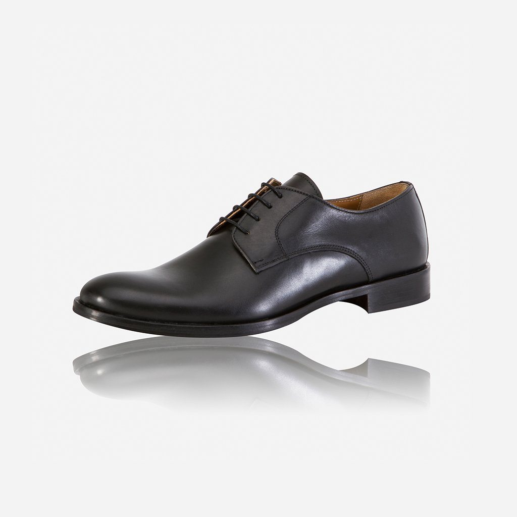 Milan Classic Shoes, Black - Jekyll and Hide SA